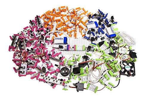 littleBits Pro Library Building Kit