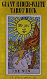 img - for Giant Rider-Waite Tarot Deck: Complete 78-Card Deck book / textbook / text book