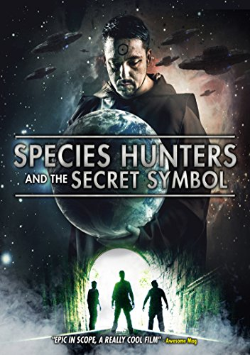 DVD : Species Hunters And The Secret Symbol