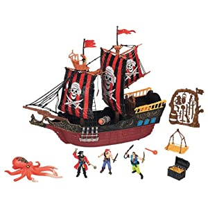 logitoys 505106 jouet premier age bateau pirate. Black Bedroom Furniture Sets. Home Design Ideas