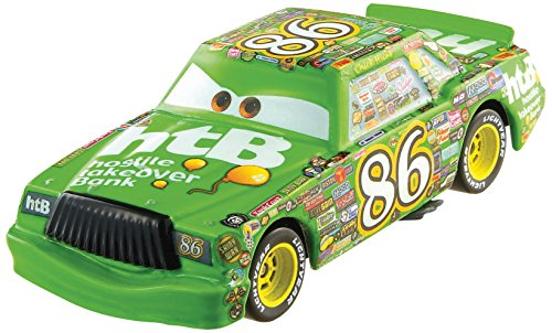 DisneyPixar-Cars-2015-Piston-Cup-Die-Cast-Vehicles-Chick-Hicks-118-155-Scale
