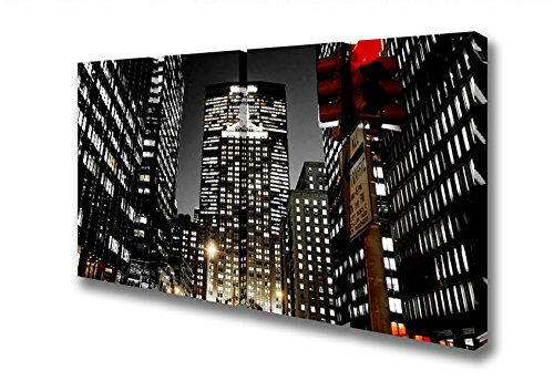 four-panel-nyc-metlife-building-canvas-art-prints-double-xl-48-x-96-inches