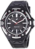 Fastrack New OTS Analog Black Dial Men's Watch - NE9332PP02