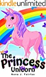 Books for Kids : The Princess Unicorn...