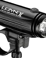 LEZYNE POWER DRIVE XL ヘッドライト ブラック