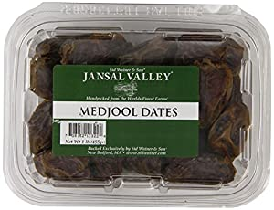 Jansal Valley Medjool Dates, 1 Pound