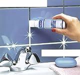 Acquista WENKO 5663010500 Bianco per fughe con applicatore in spugna - anti-muffa,  0.125 L, Composizione chimica