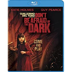 Don't Be Afraid of the Dark (+ UltraViolet Digital Copy) [Blu-ray]