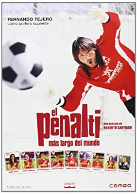 The Longest Penalty in the World ( El Penalti más largo del mundo ) [ NON-USA FORMAT, PAL, Reg.0 Import - Spain ]