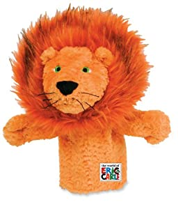 The World of Eric Carle: Lion Hand Puppet by Kids Preferred from Kids Preferred