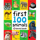 First 100 Animals, versión Inglés