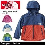 (ザ・ノースフェイス)THE NORTH FACE ジャケット コンパクトジャケット(キッズ) Compact Jacket NPJ21603 120 PV npj21603-PV-120