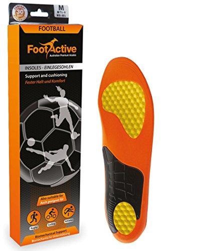 FootActive FOOTBALL - Plantari per il calcio, il rugby e lo sport atletico - 43 - 44 L