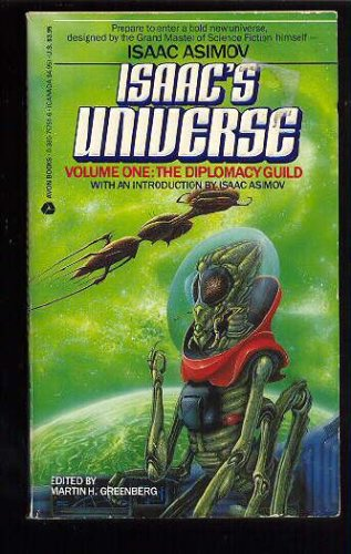 Diplomacy Guild (Isaacs Universe, Vol 1)