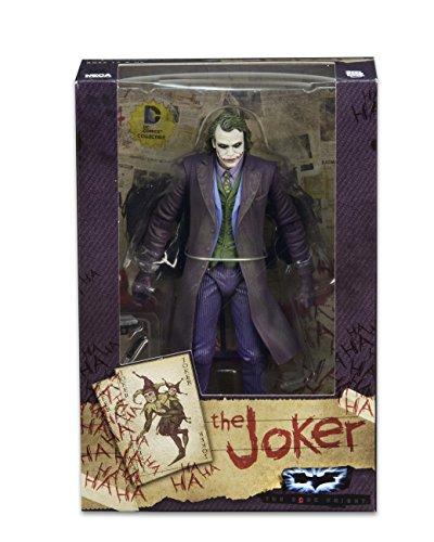 NECA The Dark Knight Heath Ledger Joker Exclusive Action Figure 7