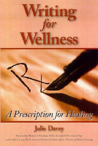 Writing for Wellness: A Prescription for Healing