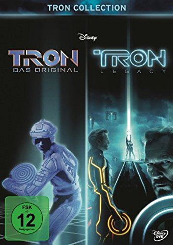 Tron Collection: Tron - Das Original / Tron Legacy [2 DVDs]