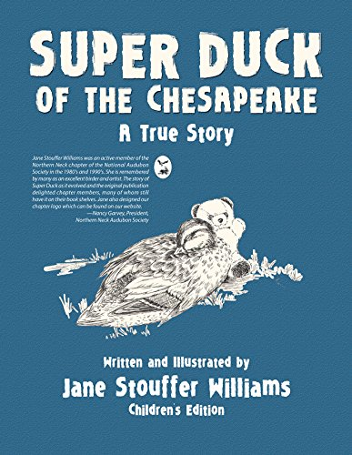 super-duck-of-the-chesapeake-a-true-story-english-edition
