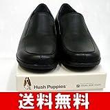 [ハッシュパピー] Hush Puppies レディスカジュアルシューズ L-6561 (ブラック,24.5cm)