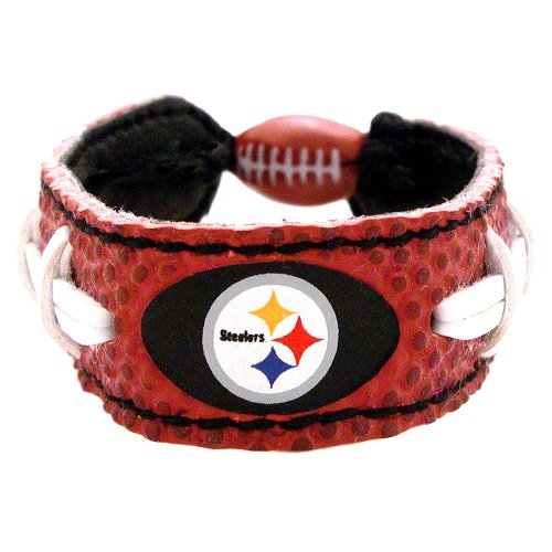 NFL Pittsburgh Steelers Classic NFL Football Bracelet