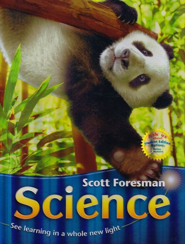 SCIENCE 2006 PUPIL EDITION SINGLE VOLUME EDITION GRADE 4 (See Learning in a Whole New Light)