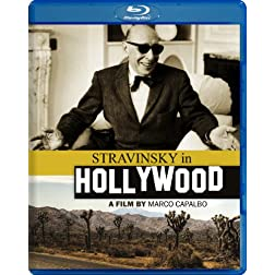 Stravinsky in Hollywood [Blu-ray]