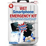 Dry-All WSPEK-90 Wet Smartphone Emergency kit - 1 Pack - Retail Packaging - Silver