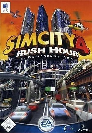 SimCity 4 - Rush Hour [Edizione : Francia]