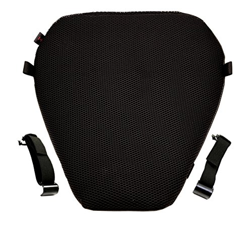 Pro Pad Tech Series SuprCruzr Gel Motorcyle Seat Pad (Gel Seat Cushion Motorcycle compare prices)