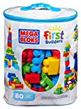 Mega Bloks Classic Big Building Bag (80 Pieces)