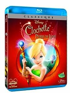 La Fée Clochette et la pierre de lune [Blu-ray]