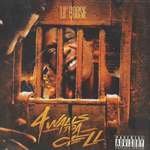 4 Walls to a Cell (Lil Boosie Mixtapes compare prices)