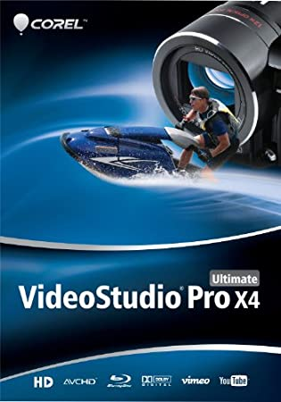Corel VideoStudio Pro X4 Ultimate