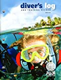 PADI Divers Blue Log Book