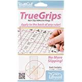 Grace Company Crafters Workshop TrueCut Non Slip Ruler, 15 Per Package