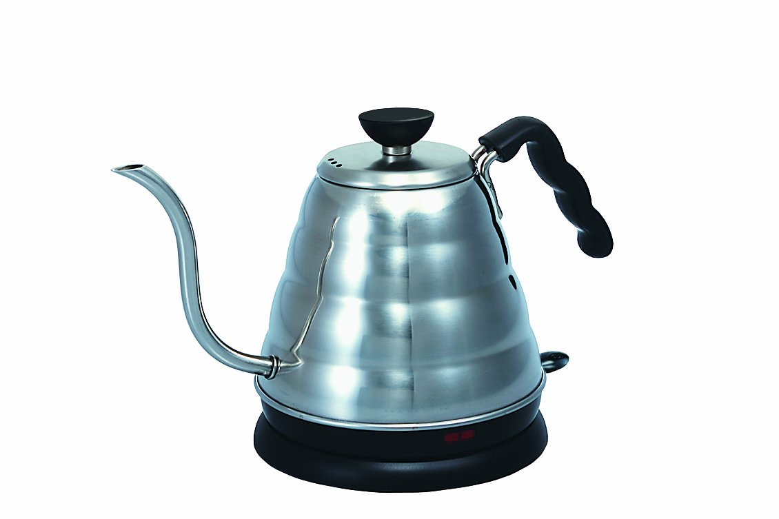 Great Hario EVKB-80U-HSV Electric Buono Kettle with ETL Certification