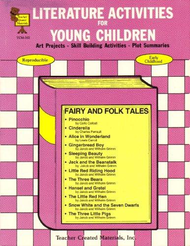 Fairy and Folk Tales (Literature/December Activities)