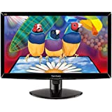 ViewSonic VA2037M-LED 20 inch LED-lit LCD Monitor, 16:9, 5ms, Speakers