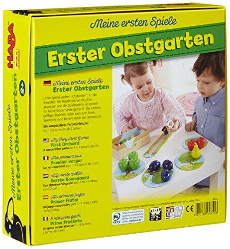 Haba 4655 meine ersten spiele erster obstgarten your for Haba spielküche