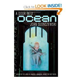 A Door Into Ocean (Elysium Cycle) by Joan Slonczewski
