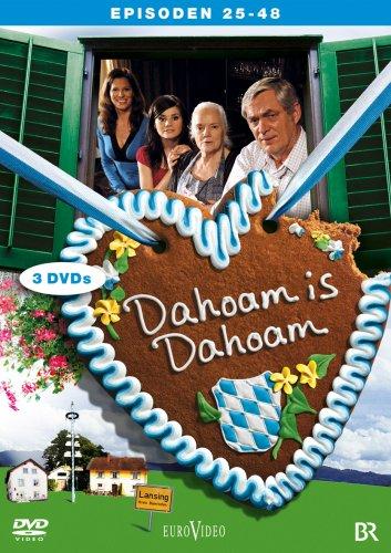 Dahoam is Dahoam - Staffel 2 (Episoden 25-48, 3 DVDs)