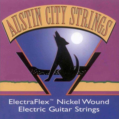 Austin City Ace-9 Electric Guitar Strings, Extra Light