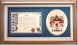 O'shields Family Name History and Coat of Arms / Family Crest