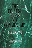 img - for By James R. Girdwood Hebrews (The College Press Niv Commentary) [Hardcover] book / textbook / text book