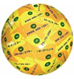"American Educational Vinyl Clever Catch Mental Math Ball, 24"" Diameter"