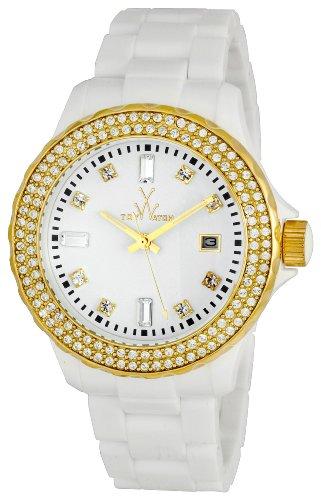 Toy Watch Women's N32208-WHG Plasteramic Watch