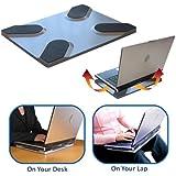 Xpad (Non-slip Laptop Cooler and Heatshield)