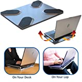 Xpad (Non-slip Laptop Cooler and Heatshield) ~ Xpad