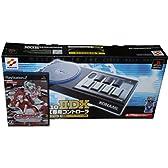 beatmania IIDX 凹み対策済 EMP皿付 専用コントローラ&16 EMPRESS+PREMIUMBEST ソフトセット PS2