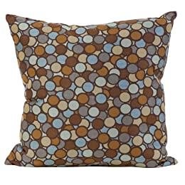 "Decorative Pillow Cosmic Sky - Blue (20"")"